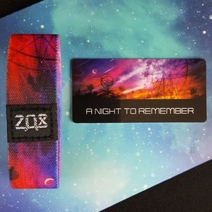 Zox - A Night To Remember - Wristband Strap